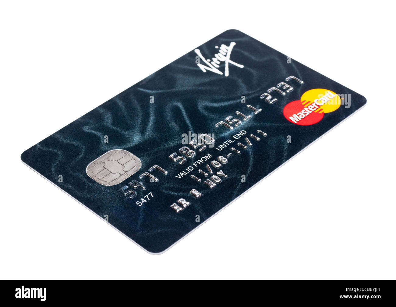 Credit card - Stock Image