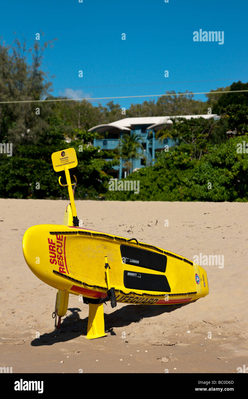 Life savers rescue baord ready for use. - Stock Image