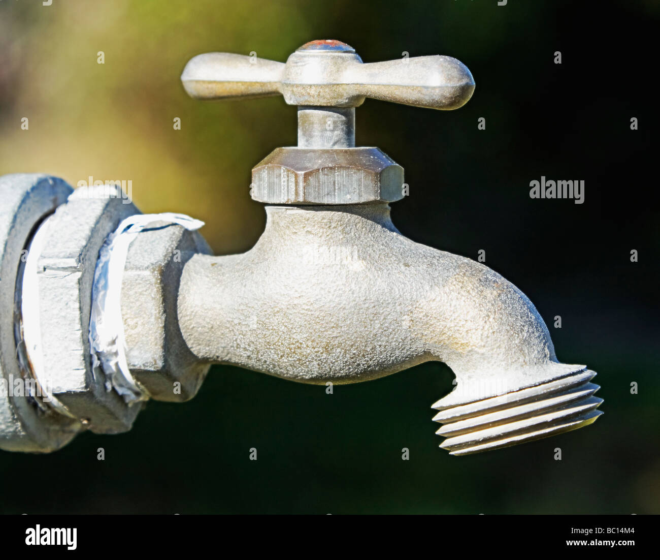 Outdoor Water Faucet Stock Photos & Outdoor Water Faucet Stock ...