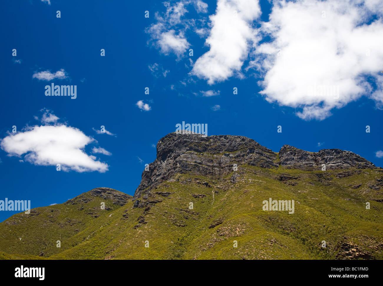 Bluff Knowl Stirling Range National Park Western Australia - Stock Image