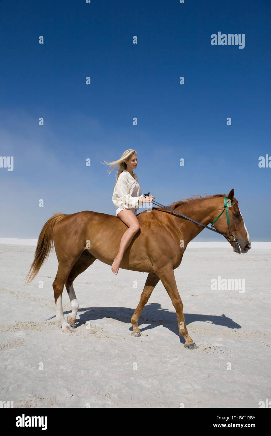 Bareback Horse Riding Stock Photos Amp Bareback Horse Riding