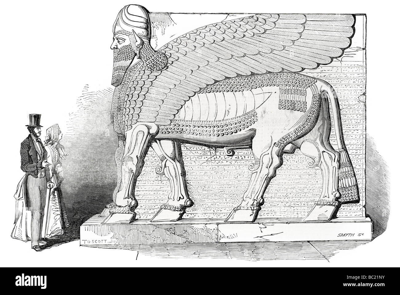 an introduction to the analysis of winged human headed bull English: human-headed winged bull facing bas-relief from the m wall, k door, of king sargon ii's palace at dur sharrukin in assyria (now khorsabad in iraq), c 713-716 bc the original can be viewed here: human headed winged bull facingjpg.