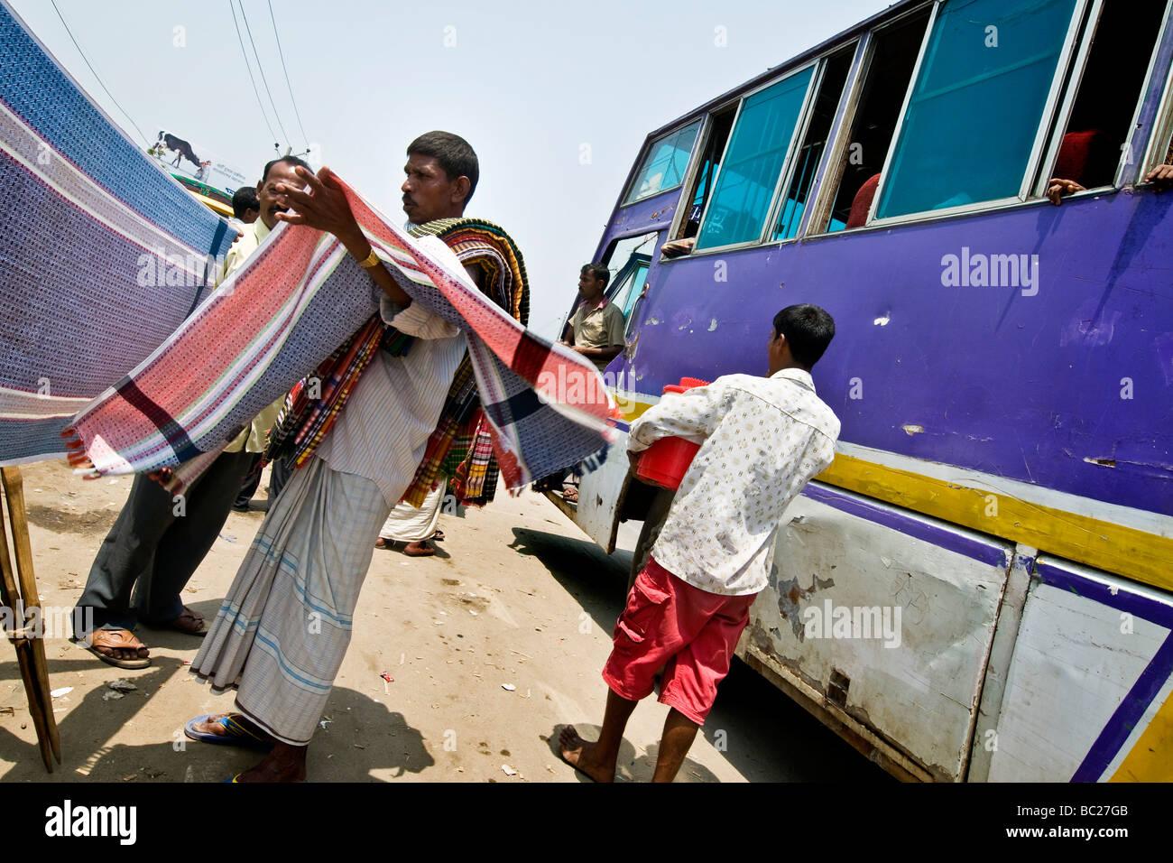 bangladesh tangail - Stock Image