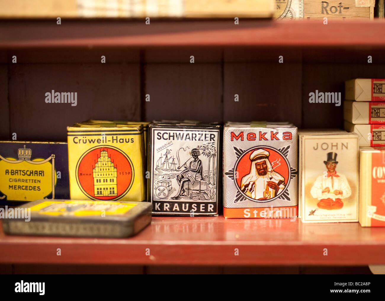 Cigarett - Stock Image