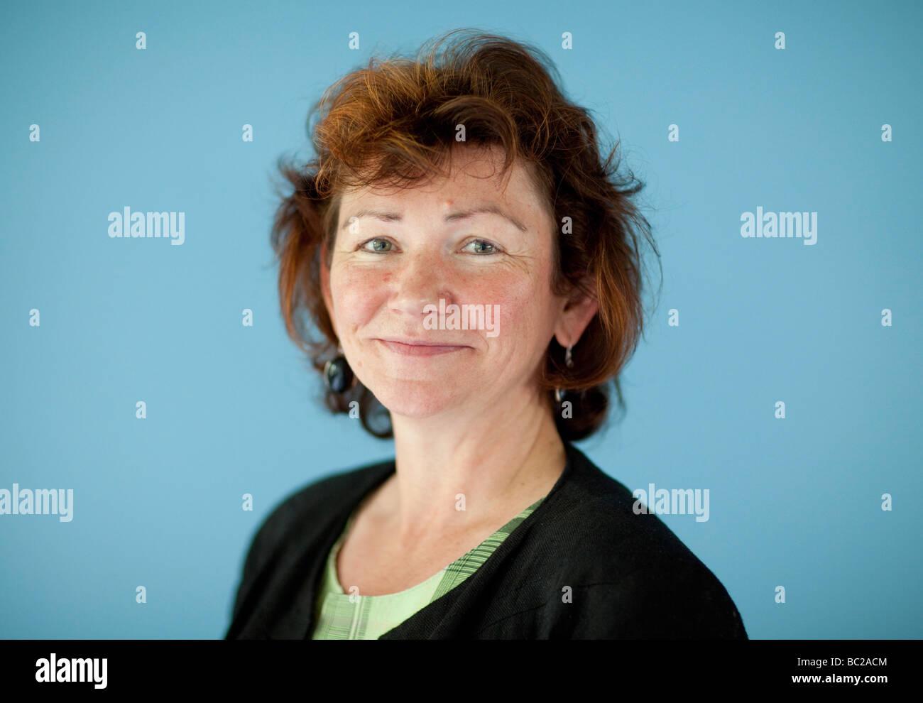 Danuta SACHER Geschäftsführerin von Terre des hommes Deutschland - Stock Image