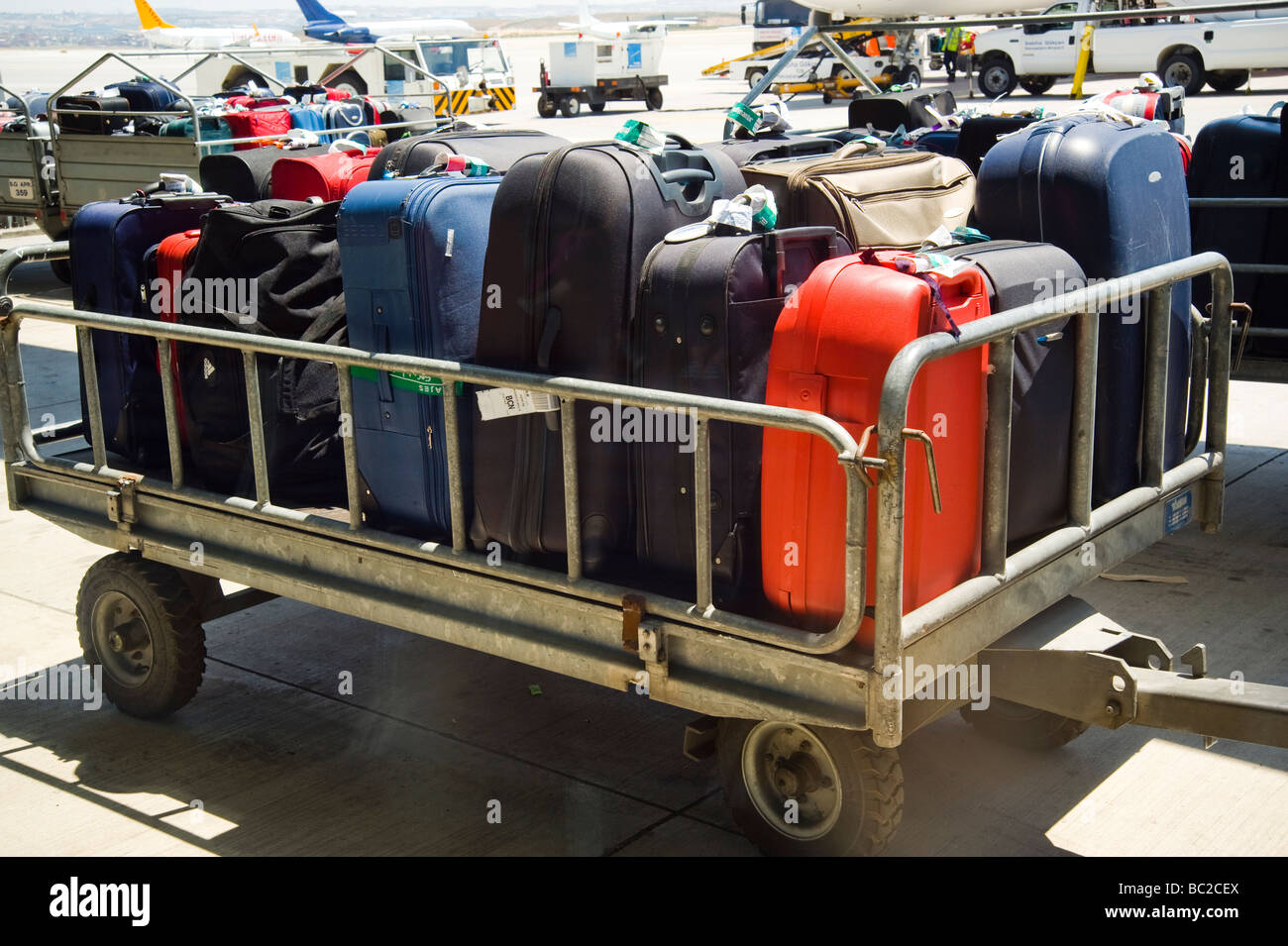 596ae5cd8dff5 Luggage Trolley Airport Uk Stock Photos   Luggage Trolley Airport Uk ...