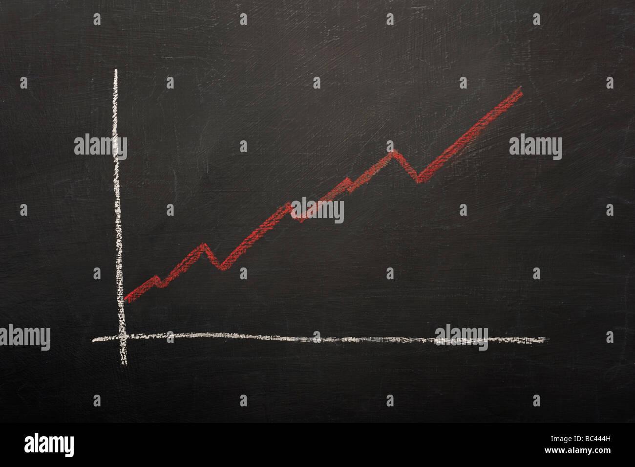 Blackboard - Stock Image