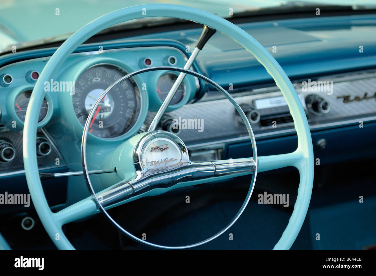 Vintage Car - Stock Image