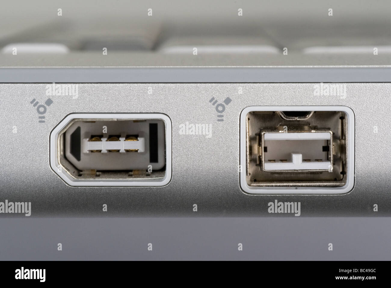Fantastic Firewire 800 Port Image Illustration - Electrical and ...