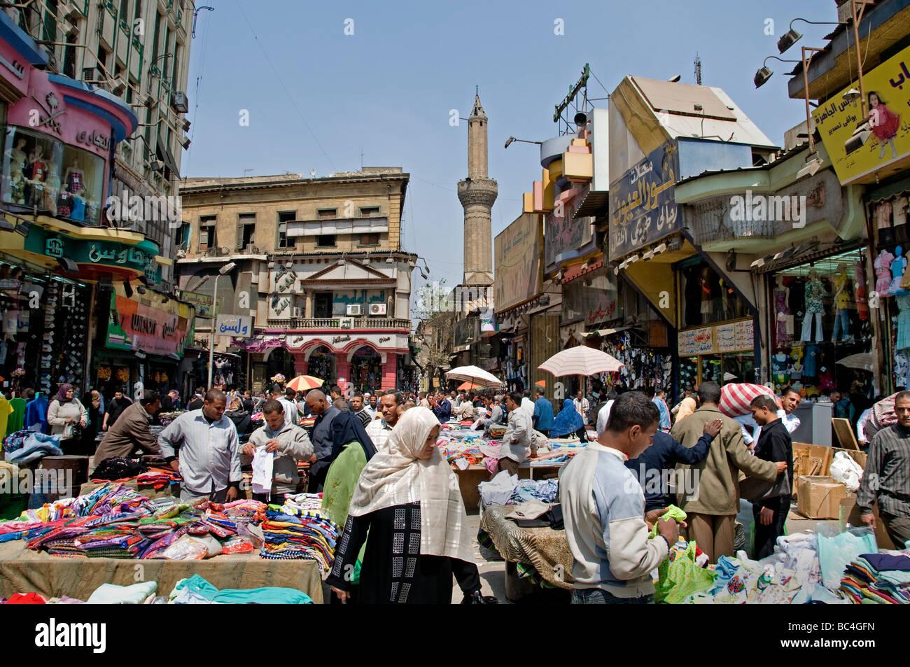 Khan El Khalili Islamic Cairo Egypt Bazaar Souk The Souk