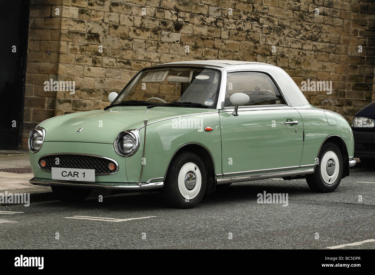 Nissan Figaro retro Style car limited edition automatics made in ...