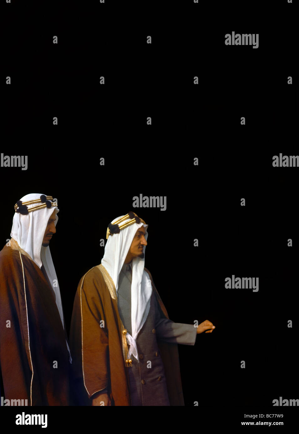 Saudi Arabia King Faisal Bin Abdul Aziz - Stock Image