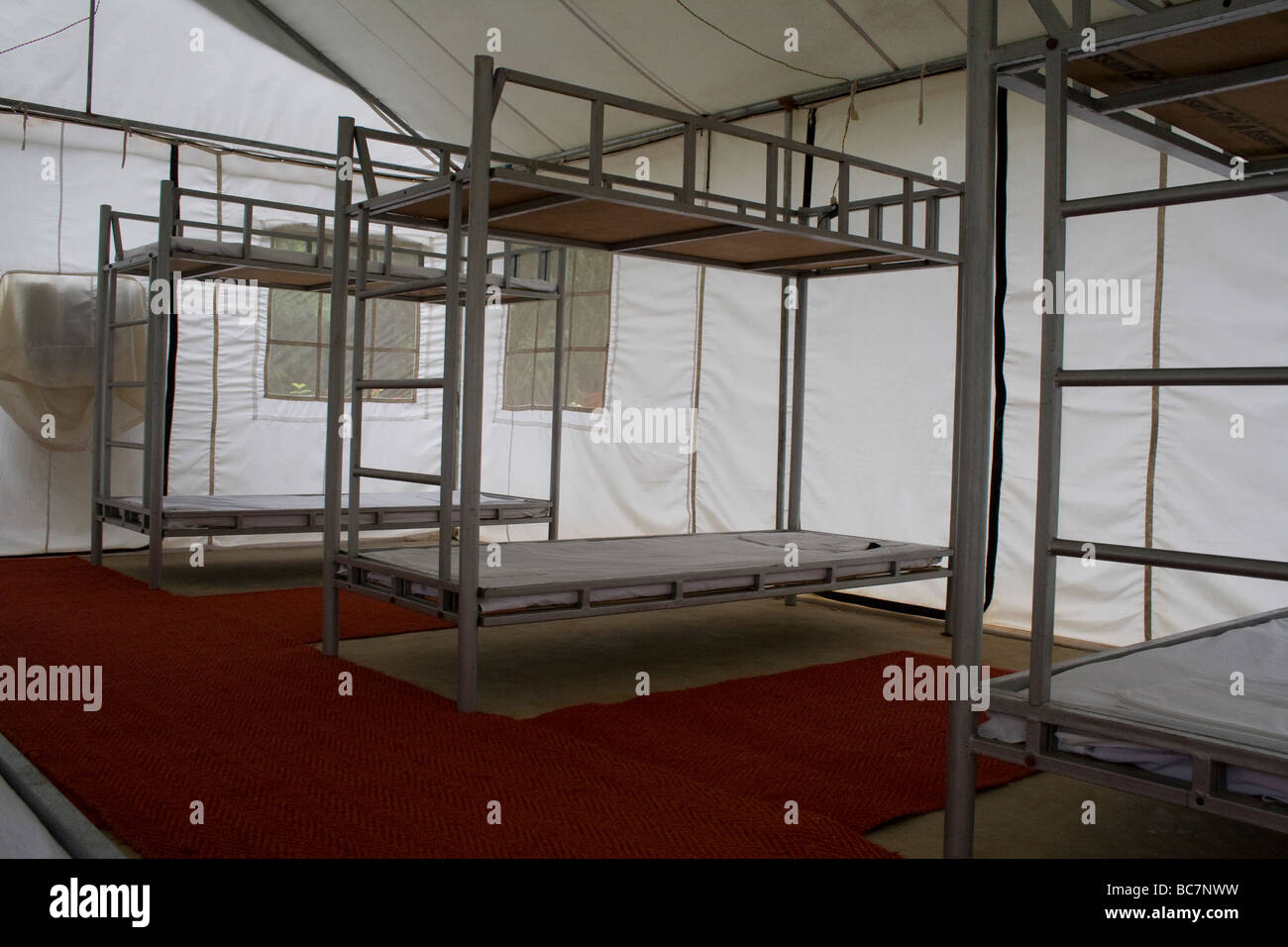 Picture of: Dormitory Beds High Resolution Stock Photography And Images Alamy