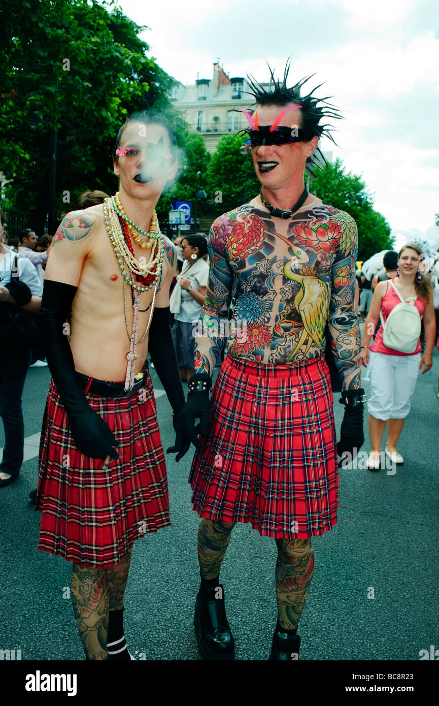 Gay punks
