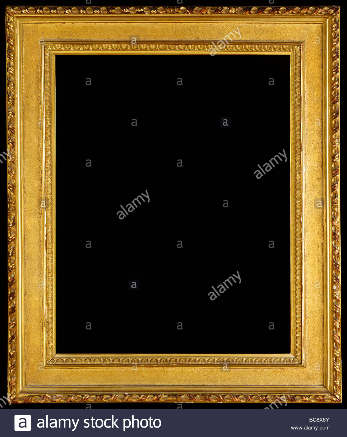 Gold leaf oil painting frame 100 to 200 years old dropped out on ...