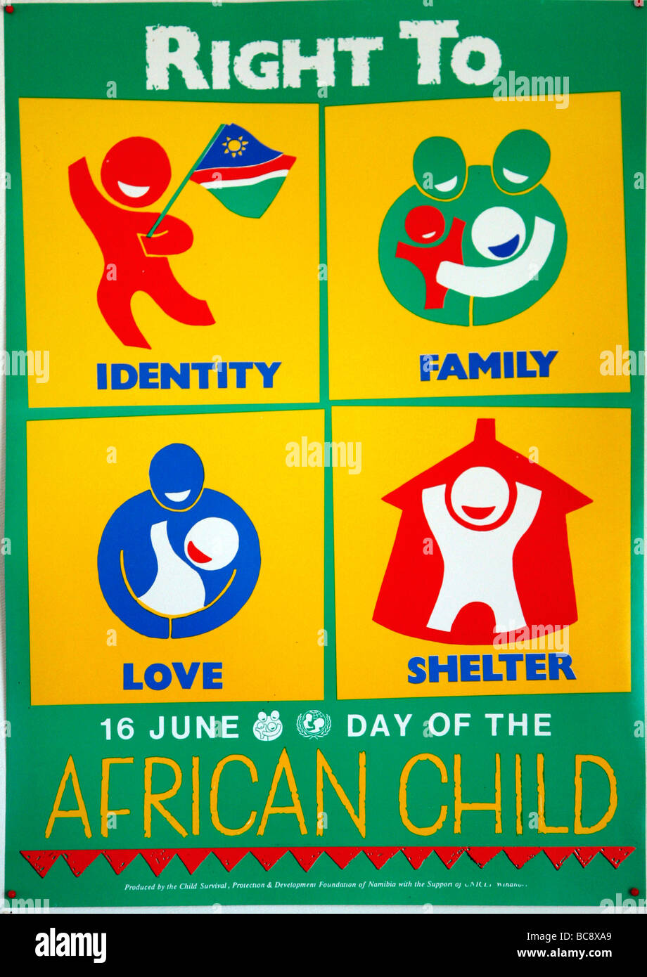 Painet jj1782 people child person kid namibia rights african 2 child person kid namibia rights african poster 2 Stock Photo