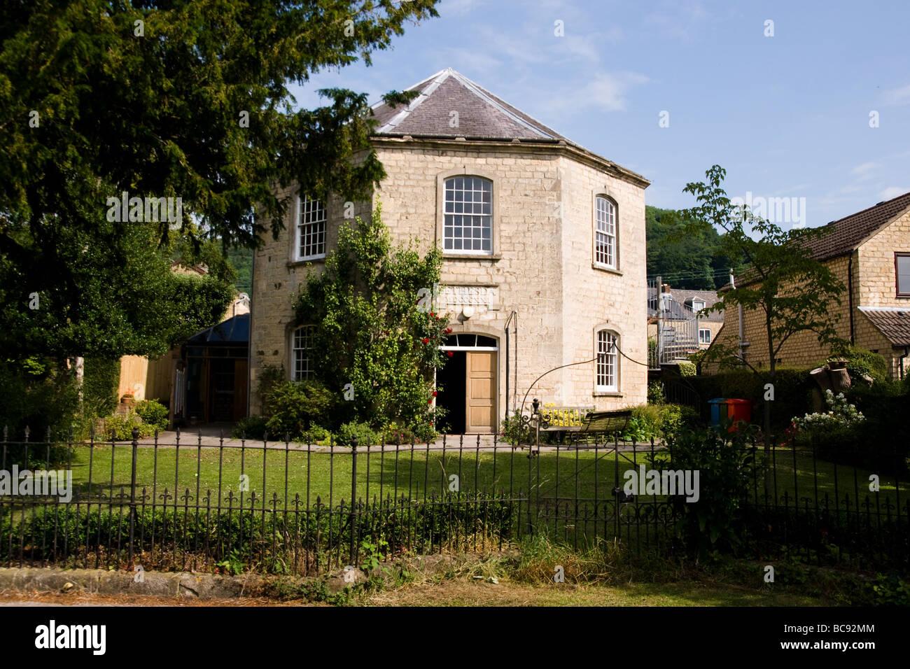 Uley Village gloucestershire England UK - Stock Image