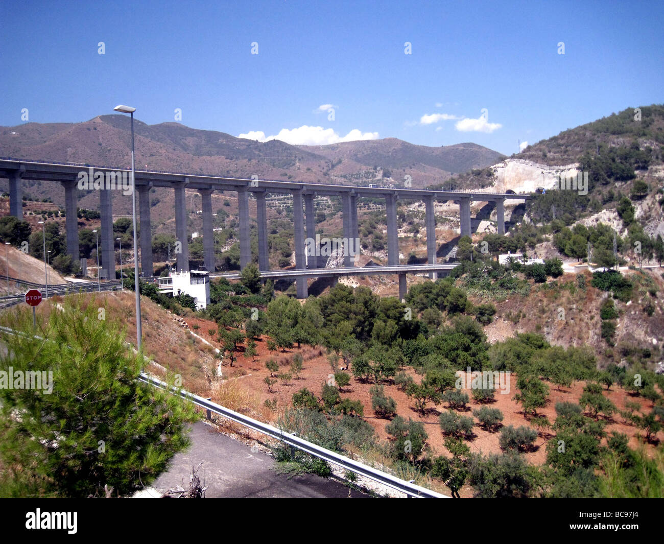 Car Hire Spain Malaga Stock Photos Car Hire Spain Malaga Stock