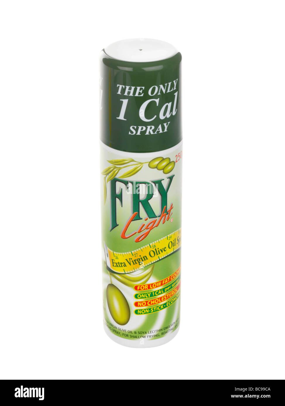 Olive Oil Spray - Stock Image