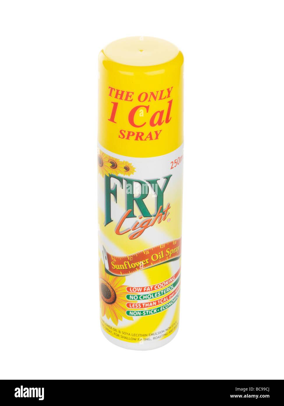 Sunflower Oil Spray - Stock Image