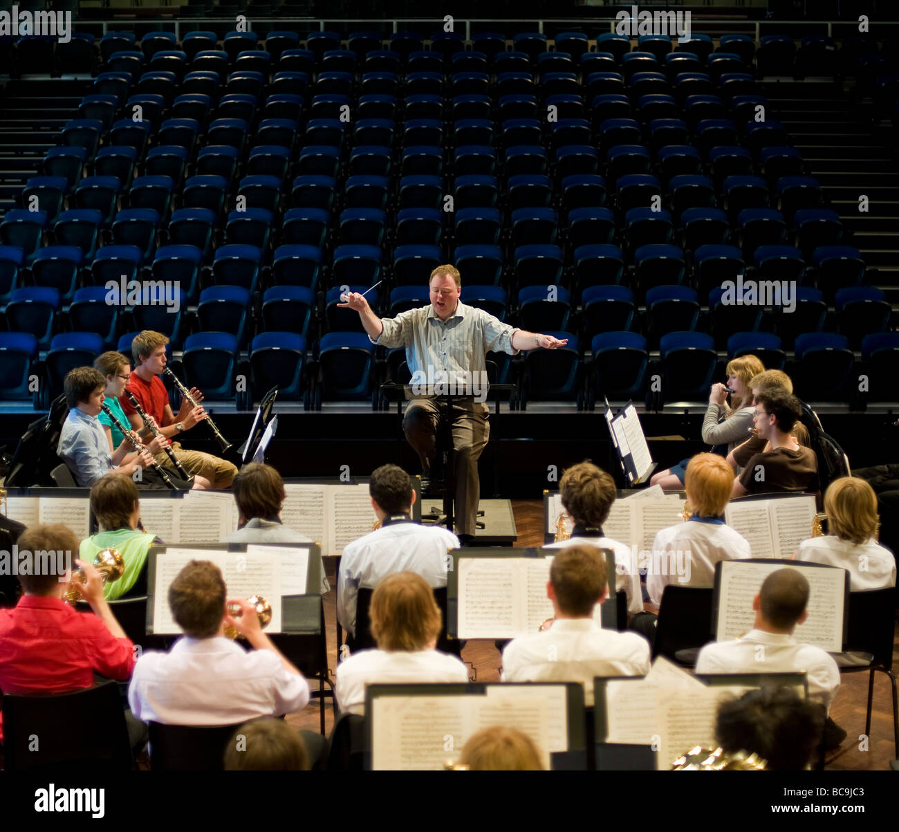 Rehearsal Stock Photos & Rehearsal Stock Images
