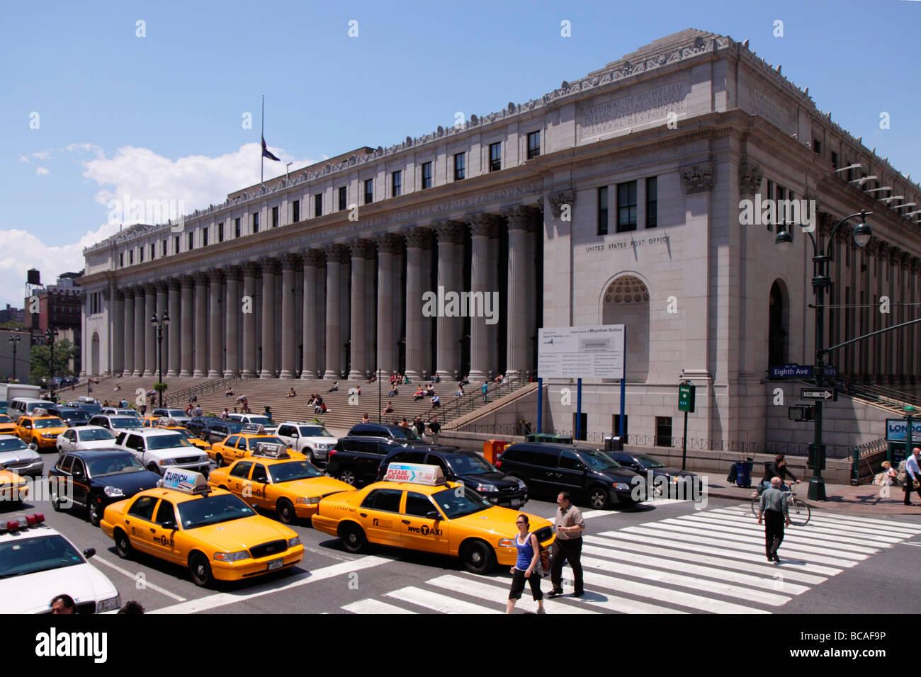 Main Post Office, Manhattan, New York