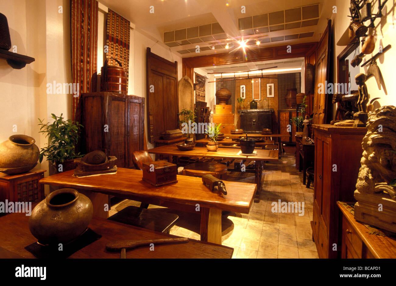 Antique Shop Casa Tesora Manila Philippines