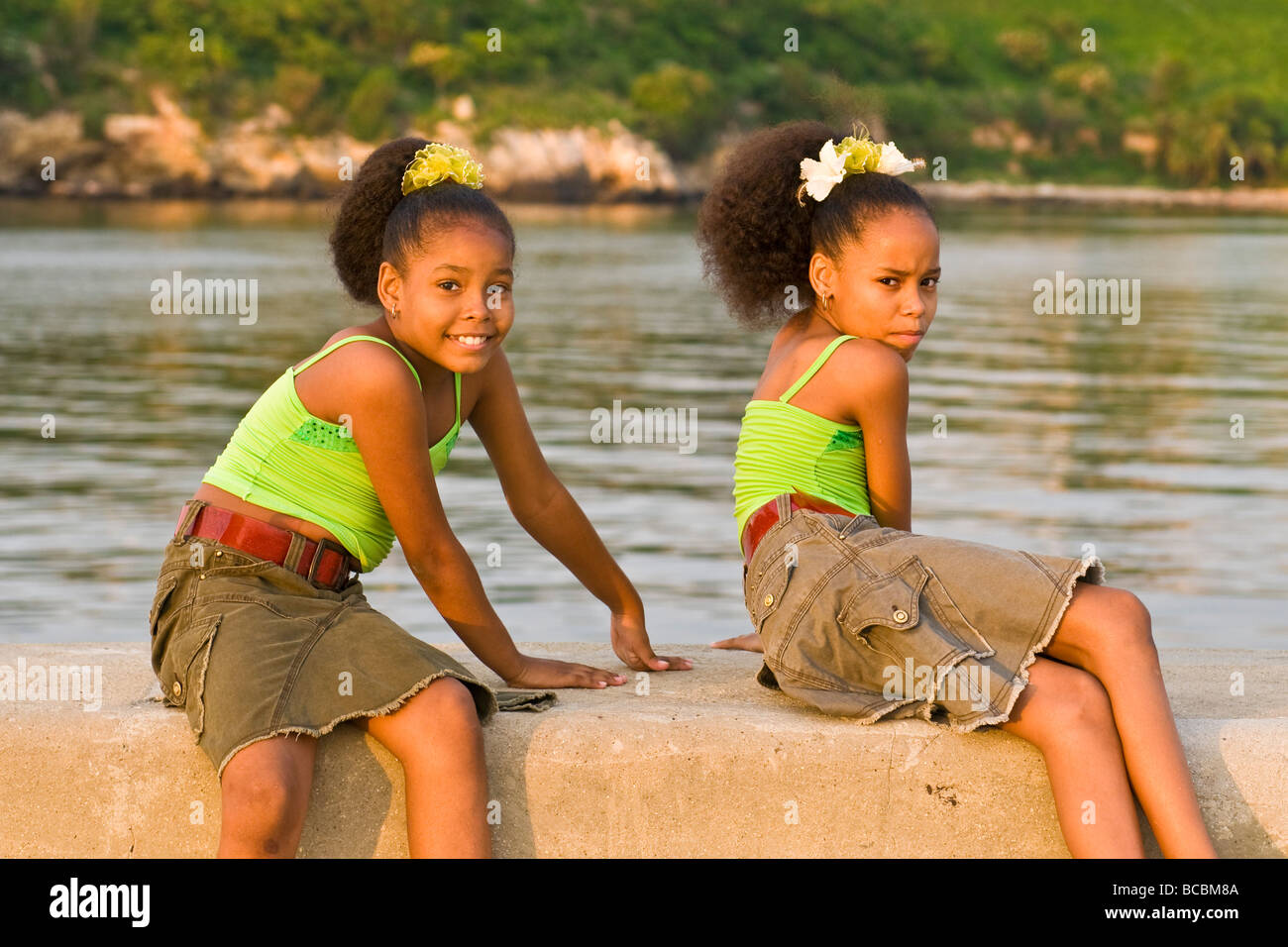 Havana Girls Stock Photos  Havana Girls Stock Images - Alamy-3001