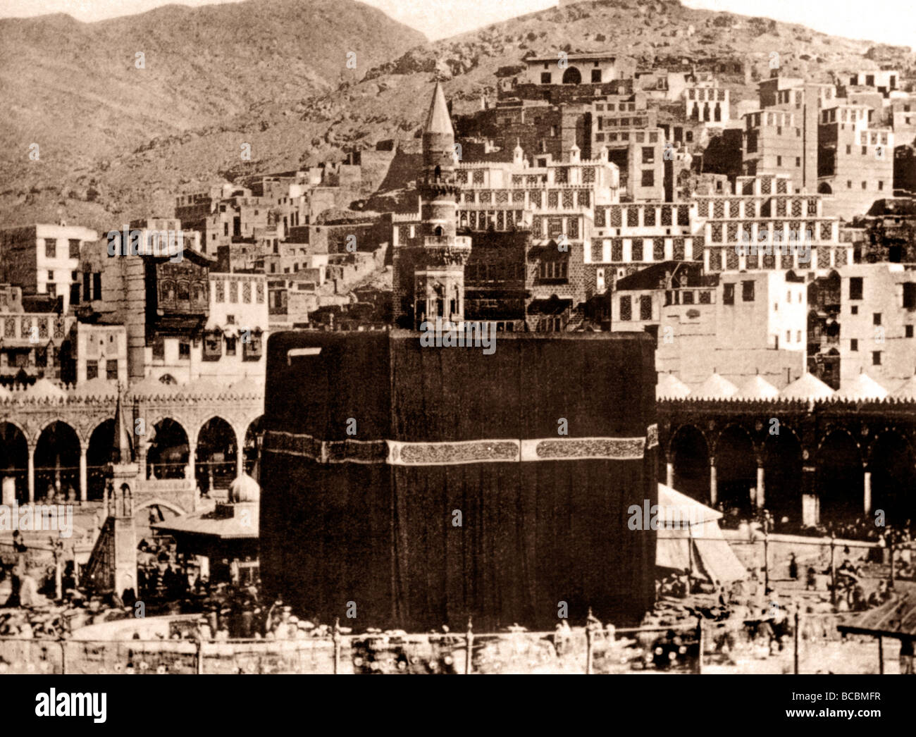Saudi Arabia, Mecca and their history