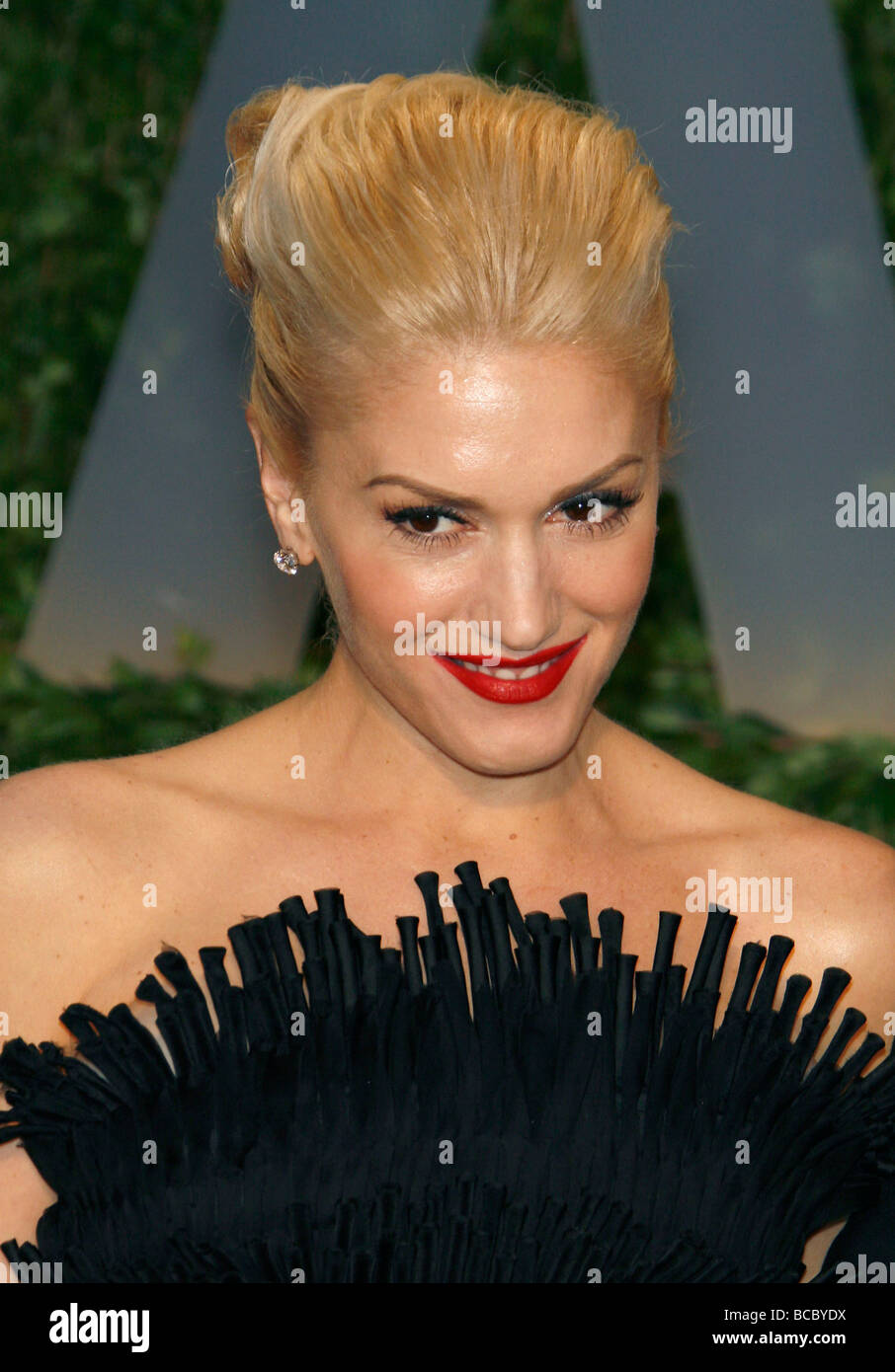 Gwen Stefani Us Singer Stock Photo 24849270 Alamy