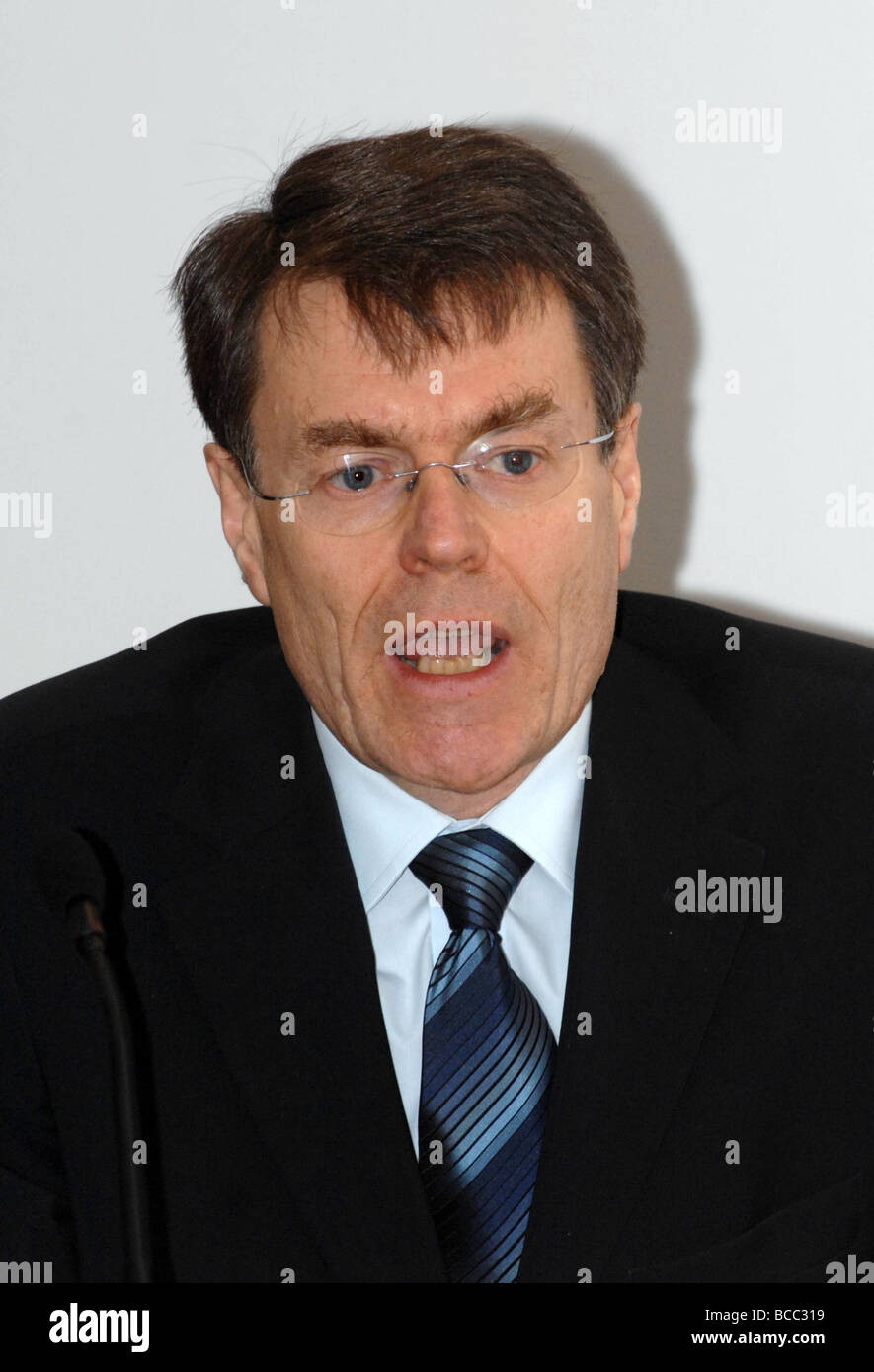 Colin Matthews Chief Executive BAA - Stock Image