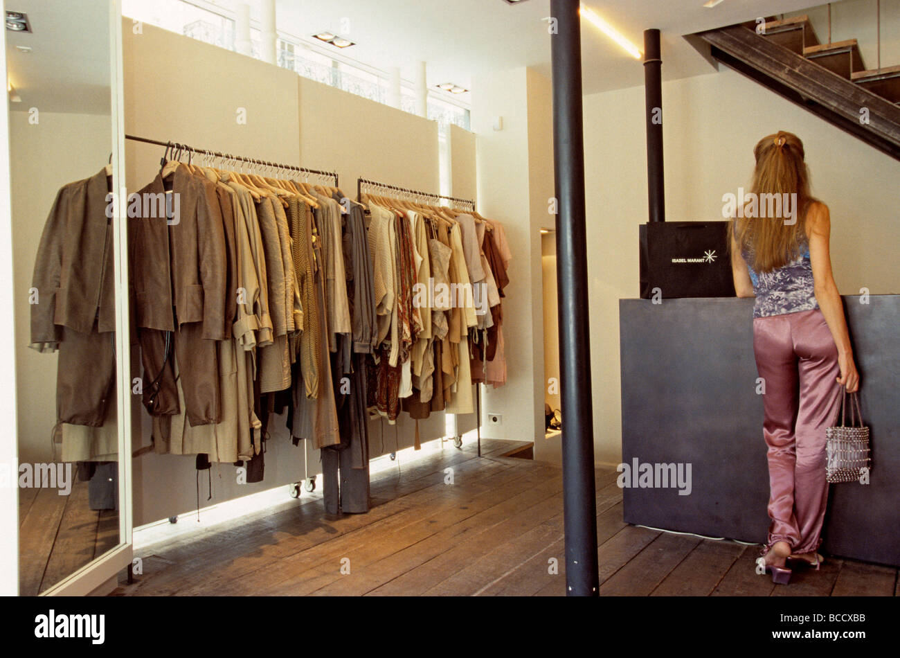 5368b120e2b France Clothes Store Stock Photos & France Clothes Store Stock ...