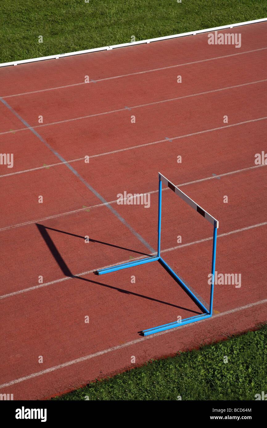 athletics fields - Stock Image