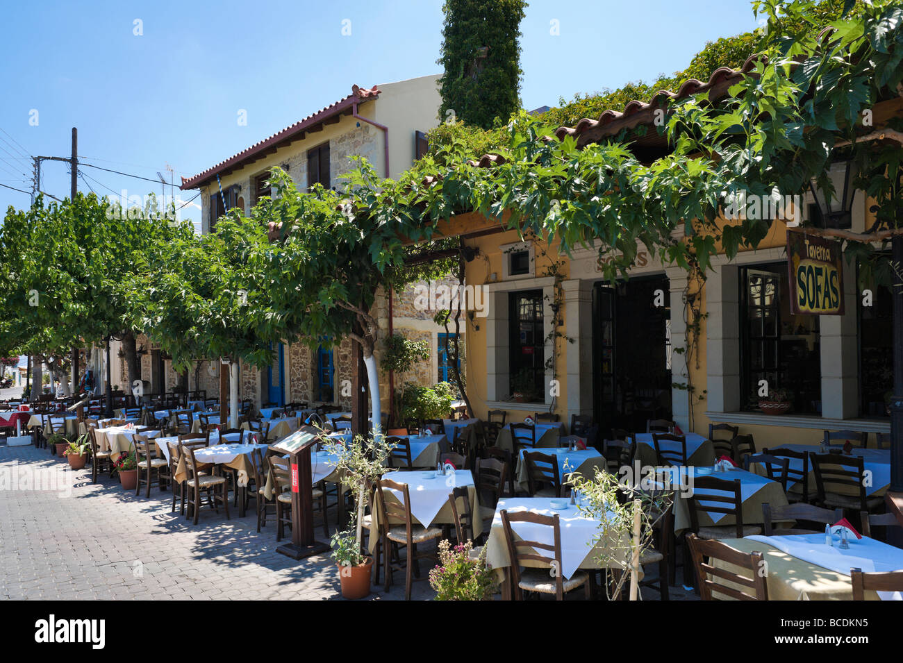 Greek Restaurant Main Street