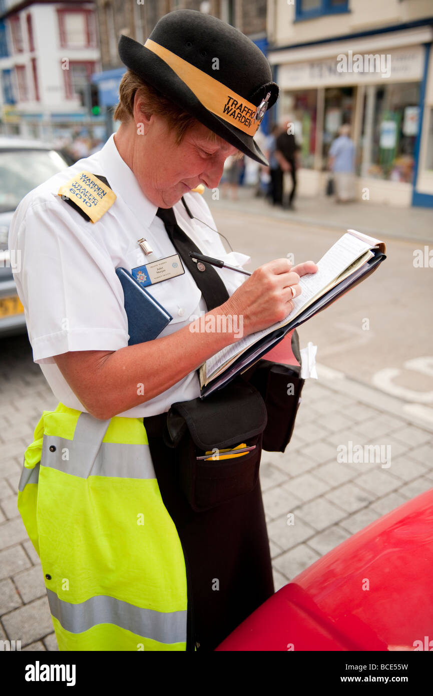 Traffic warden dating