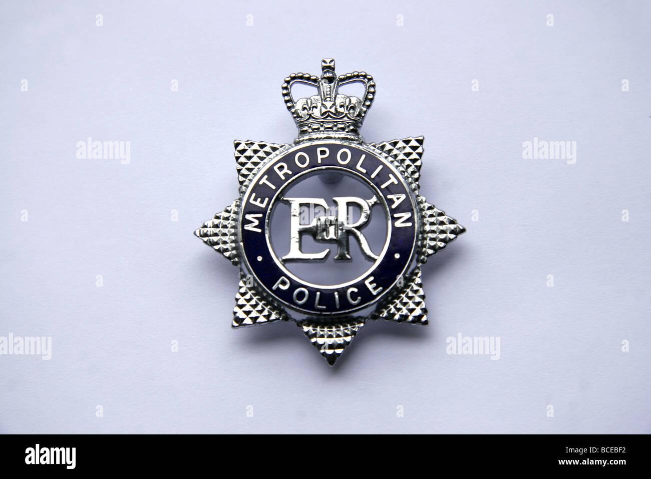Metropolitan Police Badge Stock Photos & Metropolitan Police