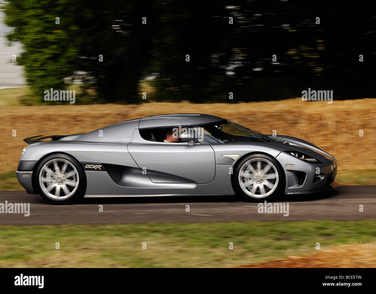 Koenigsegg CCXR At 2009 Goodwood Festival Of Speed   Stock Image