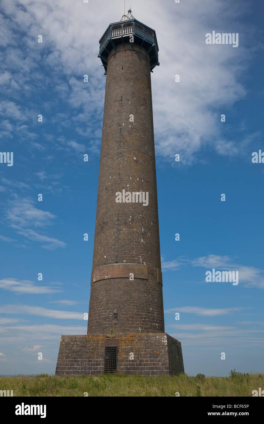 Waterloo Monument - Stock Image