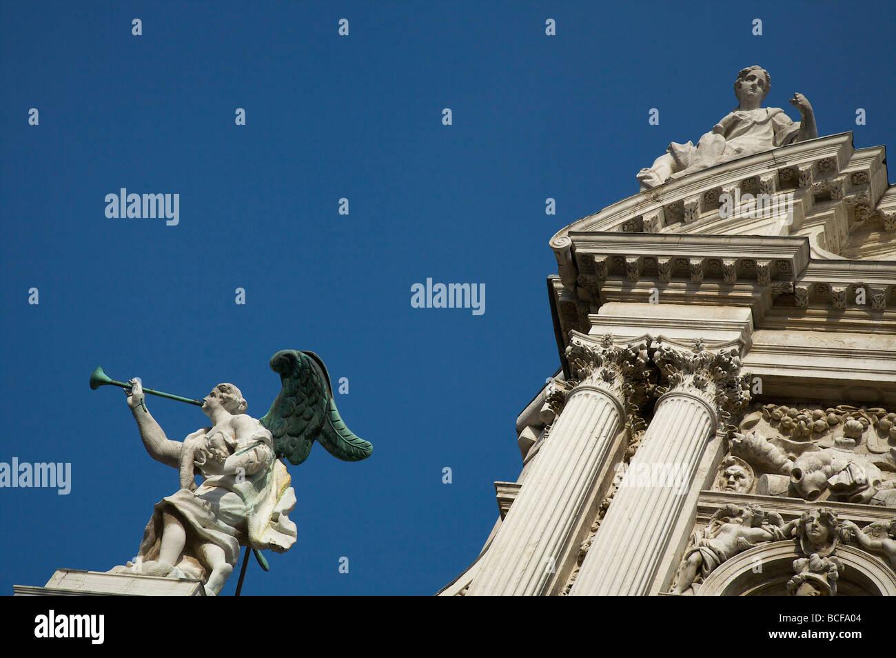 Chiesa di Santa Maria Del Giglio, Venice, Italy Stock Photo