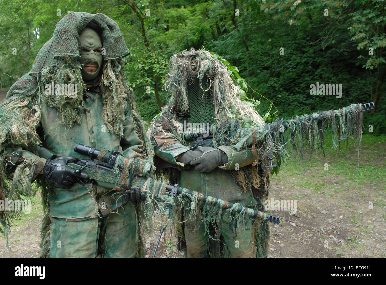 Italian Army, Mountain brigade Julia, 8° regiment, training of the sharpshooters - Stock Image