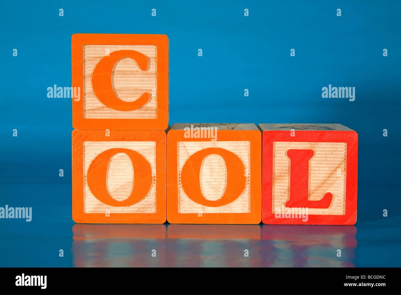 Cool I m cool you re cool everything s cool too cool - Stock Image