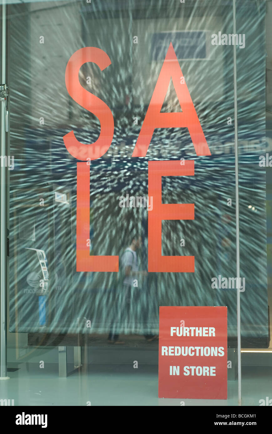 Summer sales - Stock Image
