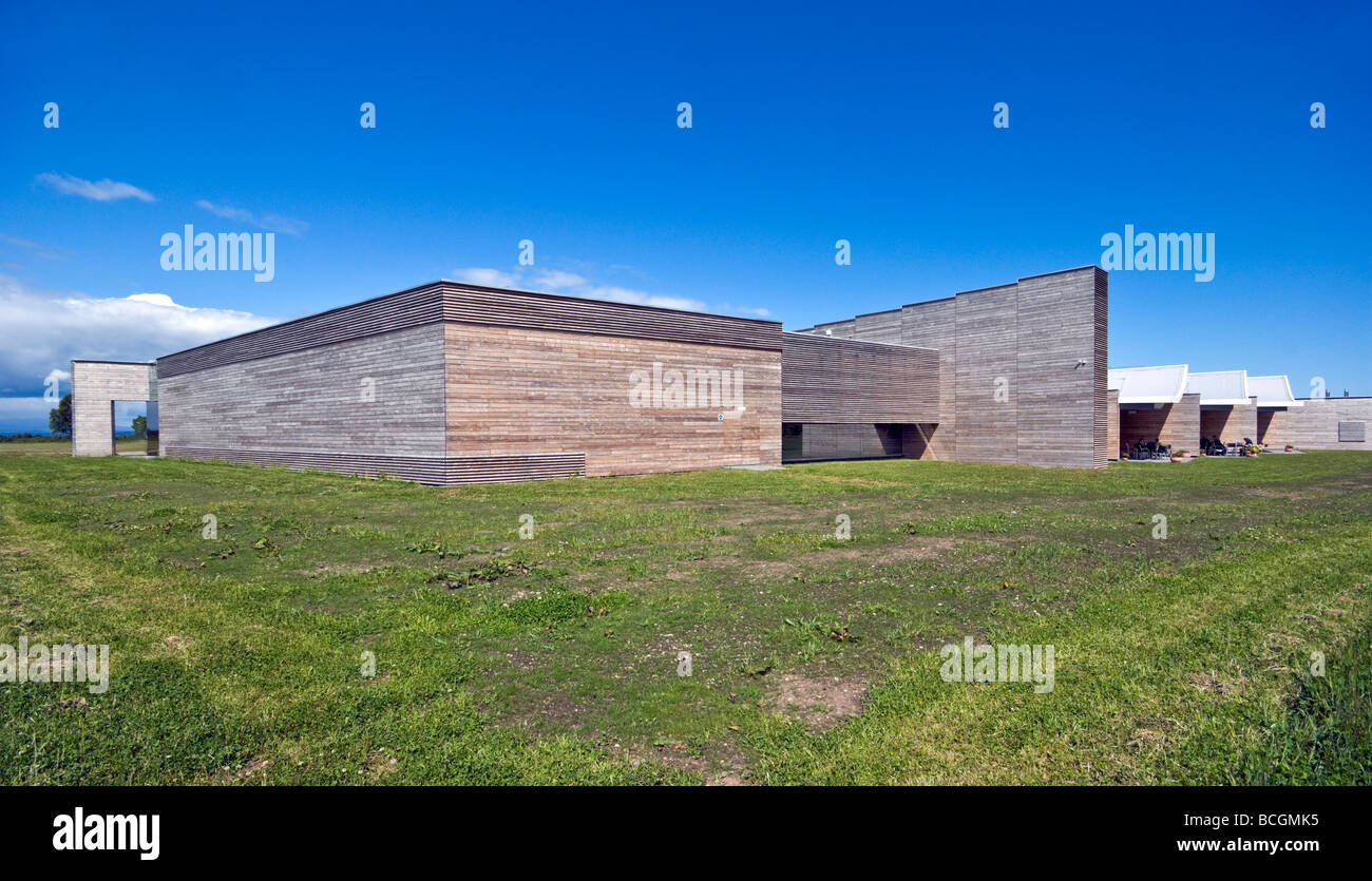 National Trust for Scotland visitor centre at Culloden Moor