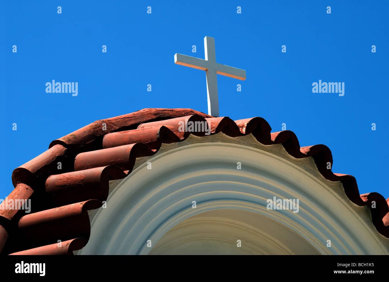 Agiou gerassimos - Stock Image