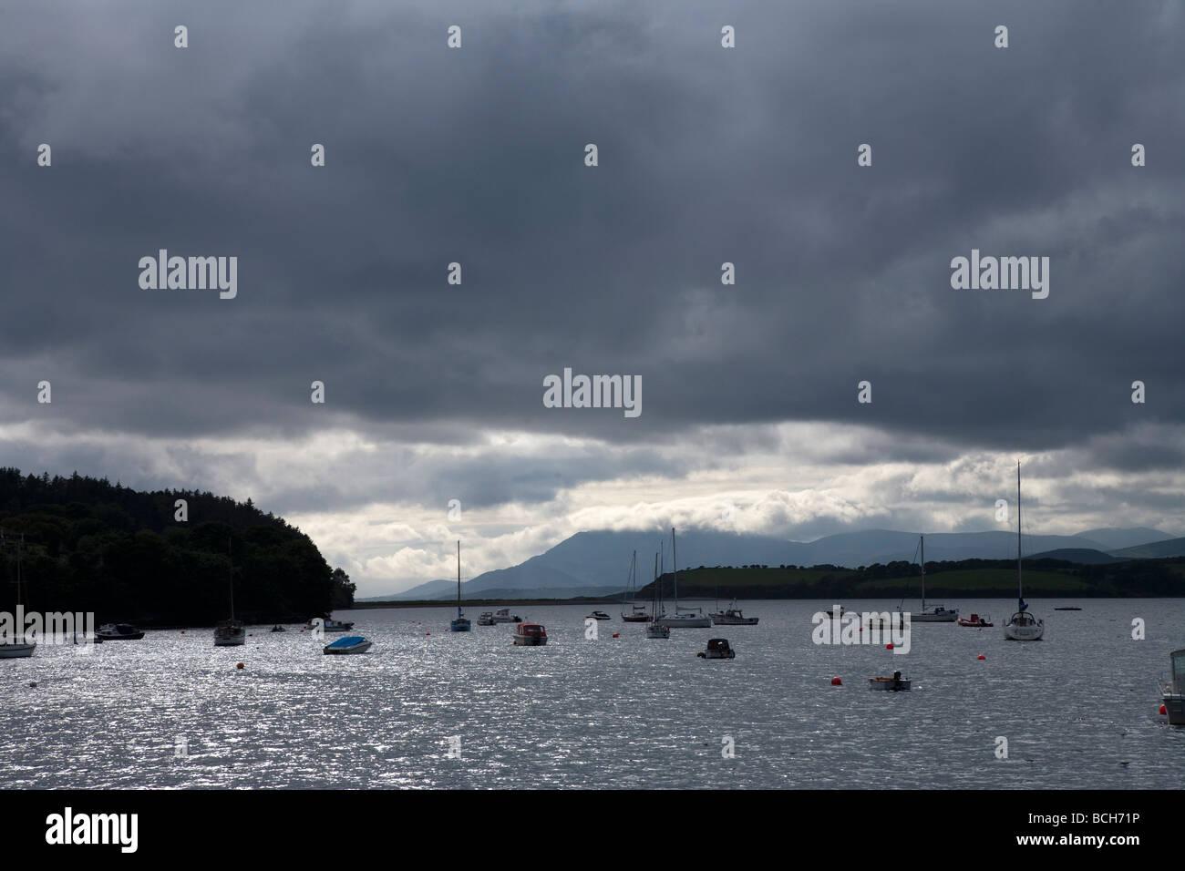 Bantry Bay Bantry West Cork Ireland - Stock Image