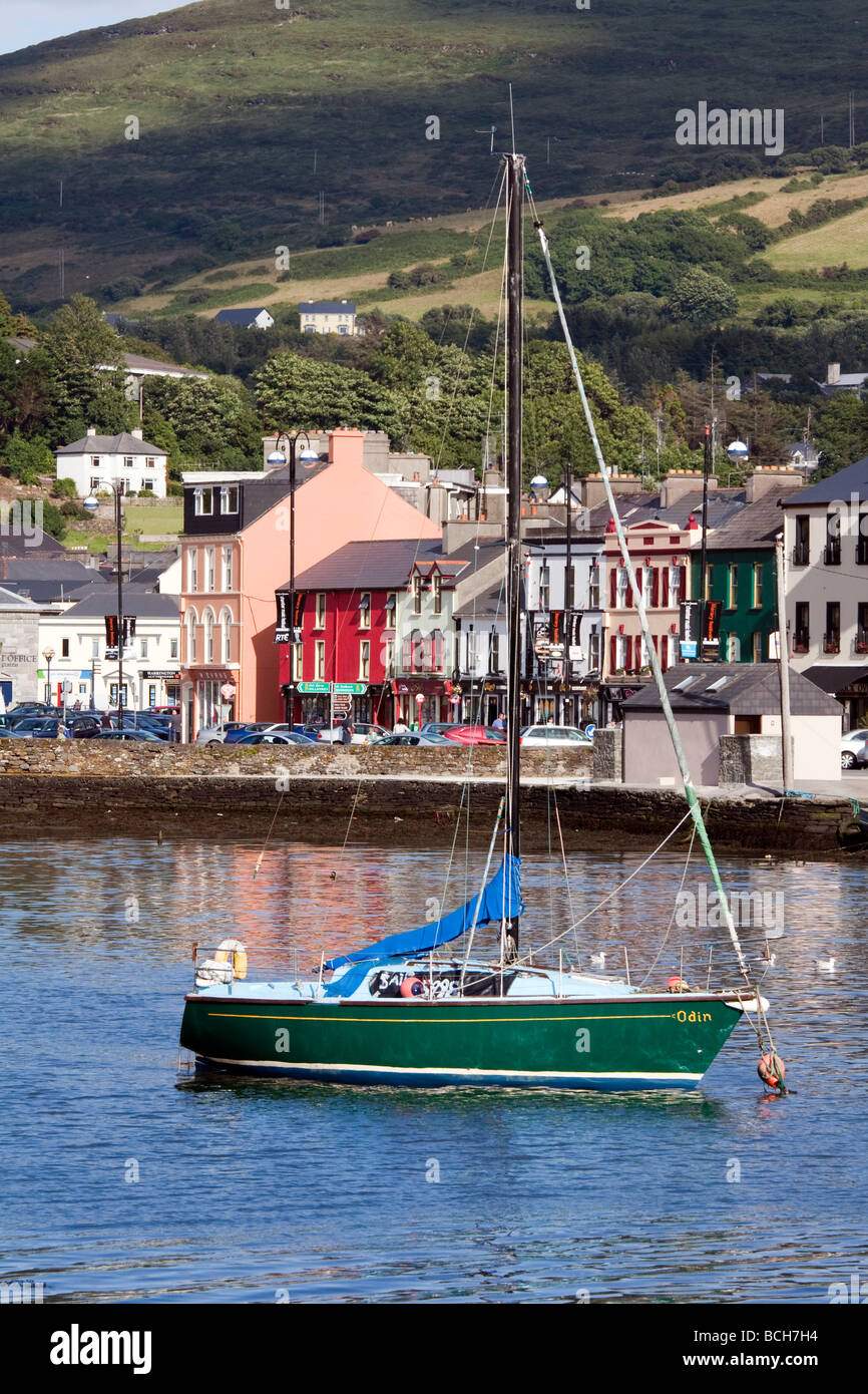 The Harbour Bantry Bantry Bay Bantry West Cork Ireland - Stock Image