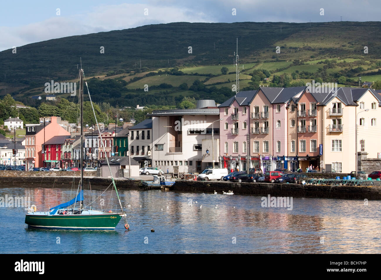Bantry Bantry Bay Bantry West Cork Ireland - Stock Image