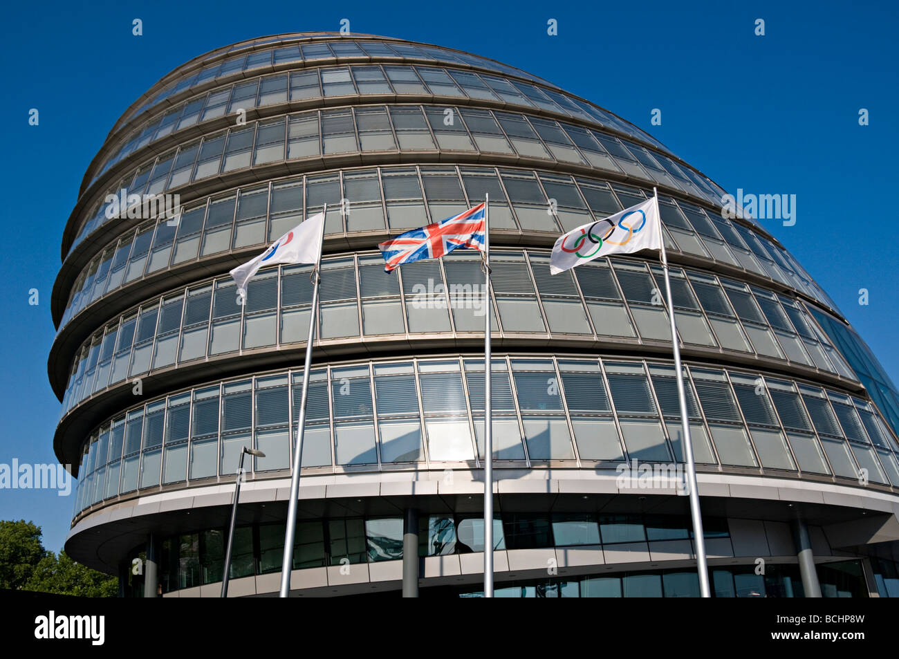 London Assembly Building - Stock Image