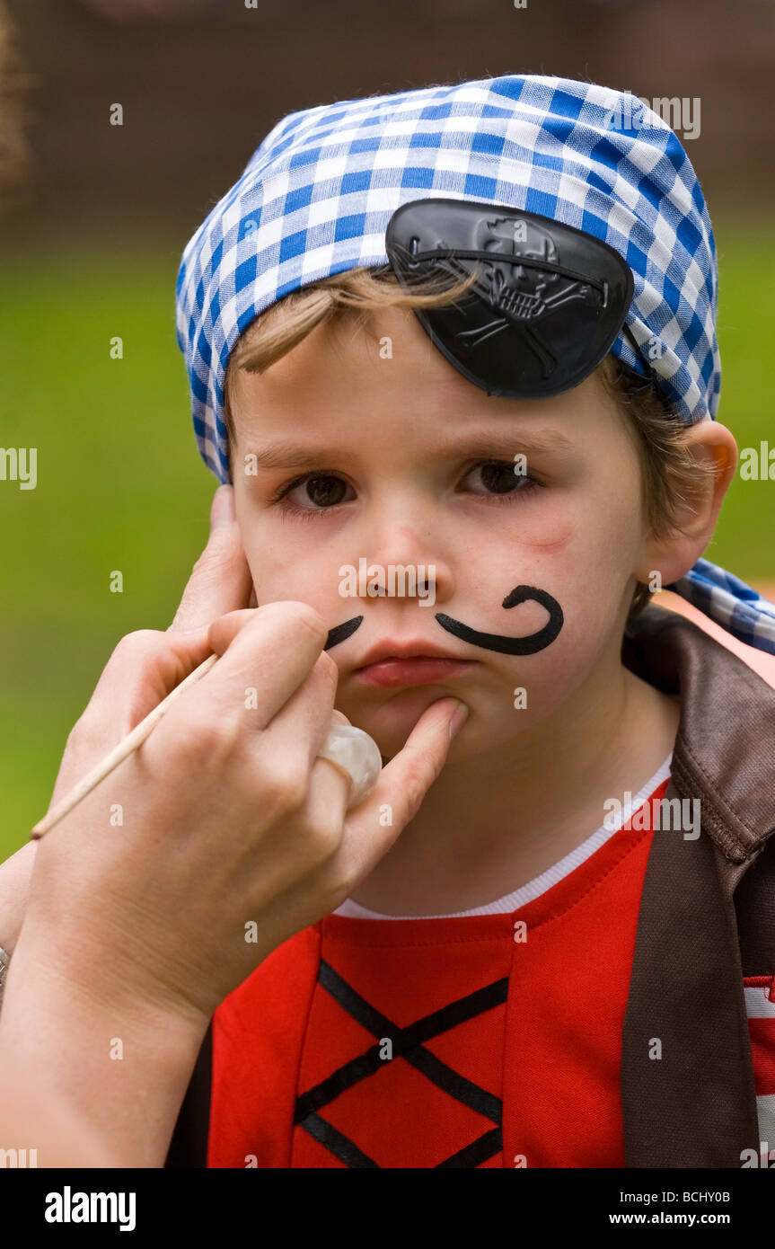 Pirate Face High Resolution Stock Photography And Images Alamy