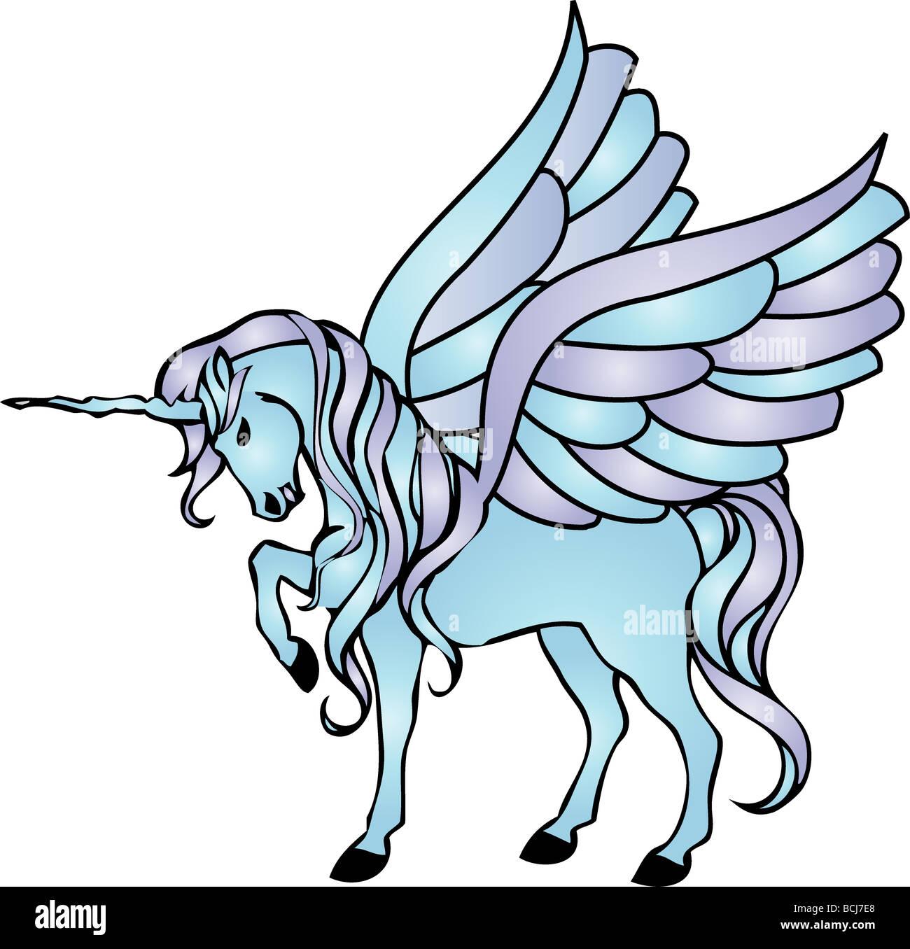 Unicorn Zeichnen Leicht
